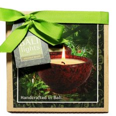 Review Bali Soap Light Candle Lilin Aromaterapi Scented Coconut Beach 150G Terbaru