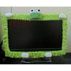 Bando / Cover / Sarung / Bandana / List TV Karakter Keropi LCD LED 21