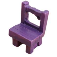 Bang Furniture Fairytale Bunga Matahari Meja dan Kursi Kursi Ungu-Intl