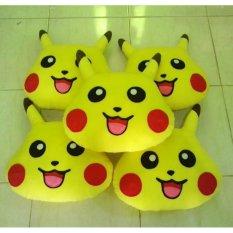 Spesifikasi Bantal Karakter Pikachu Yang Bagus Dan Murah