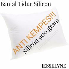 Bantal Tidur SILICON Standard Hotel - JESSELYNE 900gram - Anti Kempes .