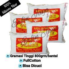 Pusat Jual Beli Yobel Bantal Kepala Paket 4 Bantal Bantal Hotel Putih Jawa Timur