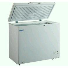Baru - Chest Freezer Aqua Sanyo 200 Ltr Aqf-200A - Fourtyshops
