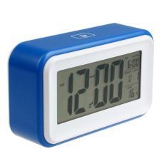 Baru Jam Digital Elektronik LED Light Control Alarm Thermometer PADA BU-Intl