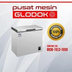 Baru - Kulkas Pembeku Daging Dll  / Chest Freezer Gea  Ab - 226R - Fourtyshops