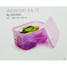 Baru - Tupperware Ventsmart 4.4L - Fourtyshops