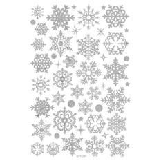 Kaca Toko Lemari Stiker Jendela Diy Selamat Natal Stiker Dinding-IntlIDR53000.