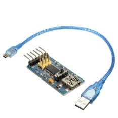 Basic FT232 FIO/pro/mini/lilypad FTDI program download - intl