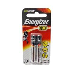 Harga Baterai Alkaline Energizer Aaaa E96 A4 4A Batre Battery Eng E96Bp2 New