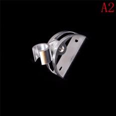 Bathroom Accessories Adjustable Aluminum Shower Holder Wall Mounted Rain Head Holder 2type Available Rustproof Head Stand