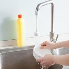 Kamar Mandi Adaptor Water Saving Keran Aerator Perangkat untuk Home Hotel Tuk Aerator Kolam Konektor Diffuser Filter Putih-Intl