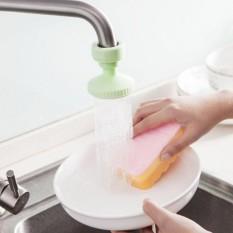 Kamar Mandi Adaptor Air Penghematan Air Penghematan Faucet Aerator Perangkat untuk Rumah Hotel Keran Aerator Konektor Diffuser Penyaring Hijau-Internasional