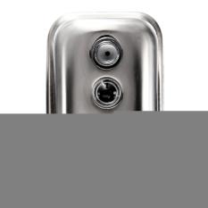 Harga Dinding Kamar Mandi Dapur Stainless Steel Lotion Dispenser Pompa Sabun Sampo Lengkap