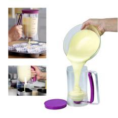 Batter Dispenser - Gelas Takar Adonan Kue Pancake Muffin Cup Cake