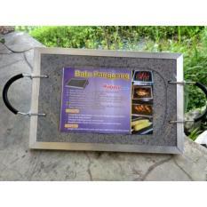 Beli Batu Panggang Alami Ukuran 20 X 30 Cm Cicilan