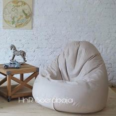 Review Toko Bean Bag Kursi Santai Pear Legacy Canvas Colour Cover Only Kursi Pantai Furniture Online
