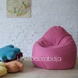 Beli Bean Bag Kursi Santai Pear Pandora Pink Cover Only Kursi Pantai Furniture Murah