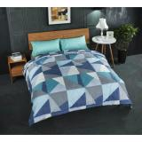 Bed Cover 200X230 Abstrak Wh Diskon 50