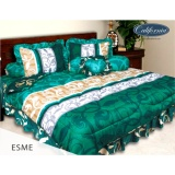 Harga Bed Cover California Motif Esme King Size 180 X 200 Cm California Original
