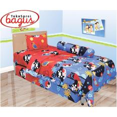 Review Bed Cover Sprei Lady Rose Single 120X200 Pirates