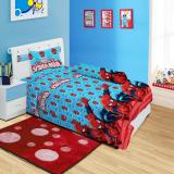 Daftar Harga Bed Cover Lady Rose Single 120 Ultimate Spiderman Lady Rose