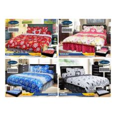 BED COVER SET  / MY LOVE KING 180 X 200 / BEDCOVER SET