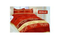 Review Bed Cover Set Nuansa Batik 180X200 Dki Jakarta