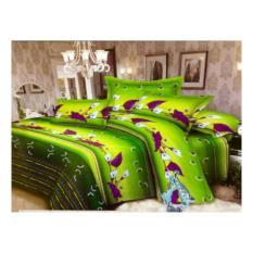 Bed Cover SET + SPREI UKURAN KING SIZE Paling Murah! BEST SELLER