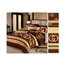 Bedcover Fata Signature Uk.120 X 200 Motif Gucci Murah