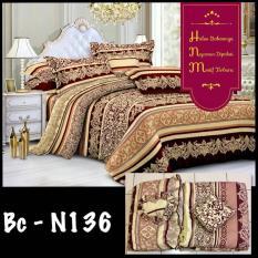 bedcover set KiNg B2 murah