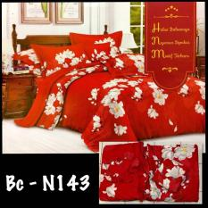 Bedcover + Sprei Ukuran King size ( 180X200 ) Motif Baru Telaris