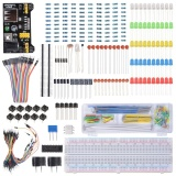 Diskon Besarbeginner Starter Jumper Wire Learning Kit Breadboard Led For Raspberry Pi Intl