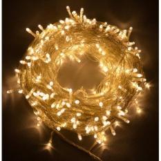 Lampu Hias LED Warm White 10 M ( Harga 2 x 10 Meter )