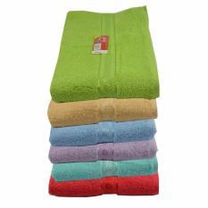 Handuk Mandi Merk Merah Putih Ukuran 50 x 100 ( Harga 2 pcs )