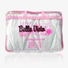 Situs Review Bella Vista Mattras Protector Putih 200 X 200Cm
