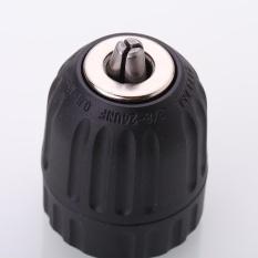 Bellamall: Tanpa Kunci Chuck Bor Udara Latihan 3/8 24 UNF 0.8-10mm Adaptor Aksesoris-Intl