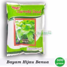 Benih-Bibit Bayam Hijau Benua (Garuda Seed)