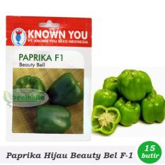 Benih-Bibit Paprika Hijau (Known-You Seed)