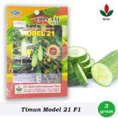Benih-Bibit Timun Hibrida Model 21 (BISI)