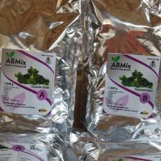 Spesifikasi Benih Dramaga Nutrisi Pupuk Ab Mix Untuk Sayuran Daun Isi 2 000 G Untuk 1 000 L Dan Harganya