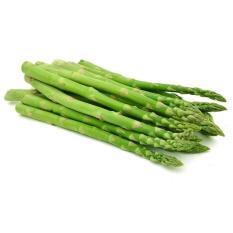 berisi 7 biji benih / bibit asparagus