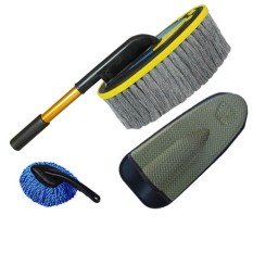 BEST-A-TY Motorcycle Automotive Care Car Cleaning Wheel Brush Cleaner Washing Tire Tyre Rim Scrubbing Dust - intl