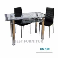 Best IMP-DSK09 Meja Makan Minimalis uk 130x80