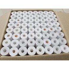 Jual Best Kertas Thermal Paper 58 X 30 Mm Struk Kasir Pos 58Mm 250 Buah Best Asli