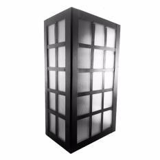 Lampu Dinding Minimalis HitamIDR162500. Rp 162.500 .