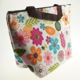 Diskon Best Lunch Bag Thermal Fashionable Tas Bekal Tas Makanan Tas Jinjing Georgeus Flower Best Di Indonesia