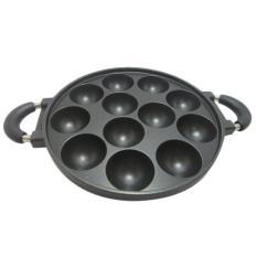 Cuci Gudang Best Maker Alat Cetakan Kue 12 Lubang Ball Pan Best Maker 12 Holes