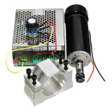 Jual Best Prices Er11 Chuck Cnc 500W Spindle Motor 52Mm Clamps Power Supply Speed Governor For Diy Cnc Di Tiongkok