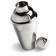 Spesifikasi Best Seller Alat Pengocok Minuman Shaker Glass 350 Ml Silver