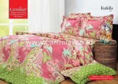 BEST SELLER!! Bedcover Batik Carmina - Kukila ukuran 160x200seprai kintakun / seprai bonita / seprai my love / seprai polos / seprai murah / seprai rumbai / seprai california / seprai karakter